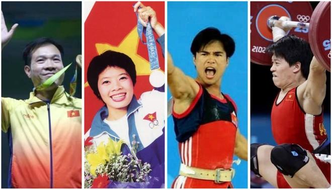 Suốt 40 năm, chỉ 4 VĐV Việt Nam chạm tay huy chương Olympic ảnh 1