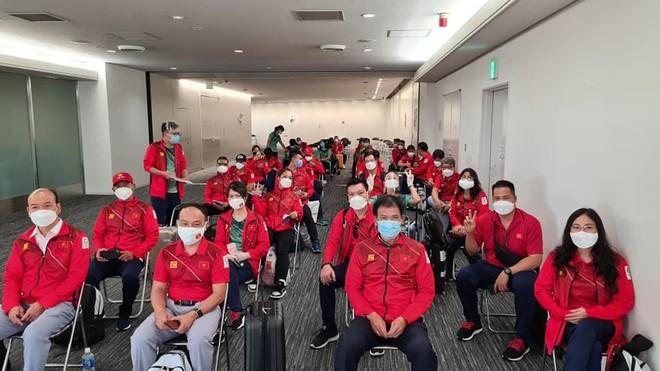 Đoàn Việt Nam đã nhập Làng VĐV Olympic, không phải cách ly ảnh 1