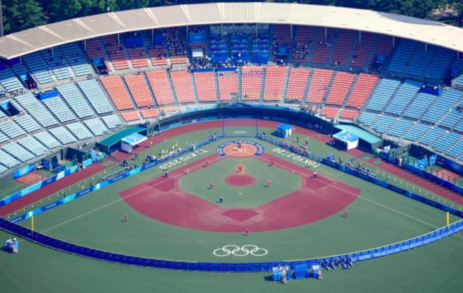 Olympic Tokyo chính thức tranh tài bằng trận thắng của chủ nhà Nhật Bản ảnh 1