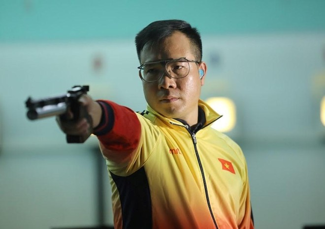 'Khách mời' Hoàng Xuân Vinh có tái lập kỳ tích Olympic? ảnh 1