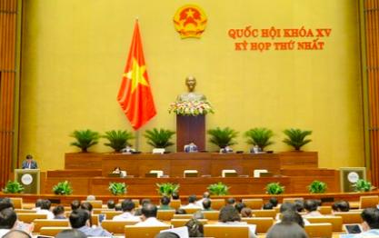 Quốc hội rút ngắn lịch làm việc, bế mạc ngày 28-7 ảnh 1