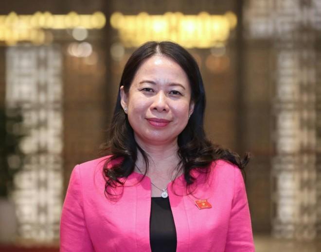 Chánh án Toà án nhân dân tối cao Nguyễn Hoà Bình tuyên thệ nhậm chức ảnh 1
