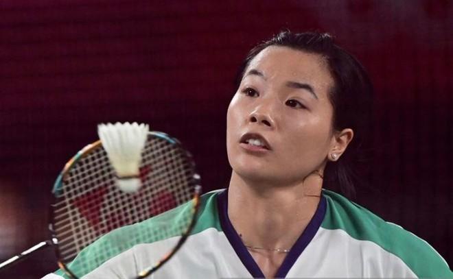 Nguyễn Thùy Linh để lại ấn tượng khi đấu tay vợt số 1 thế giới ảnh 1