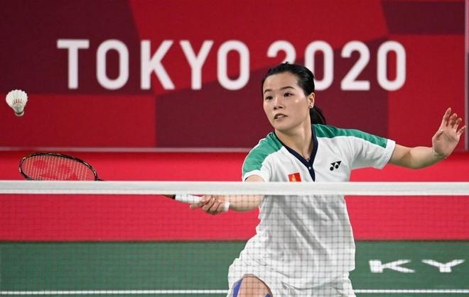 Nữ tay vợt Việt Nam tạo dấu ấn ở kỳ Olympic đầu đời ảnh 1