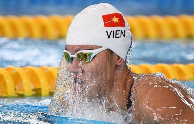 Ánh Viên tiếp tục thua chính mình ở Olympic Tokyo ảnh 1