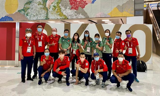 9 VĐV Việt Nam rời Olympic Tokyo về nước, cách ly 14 ngày ảnh 1