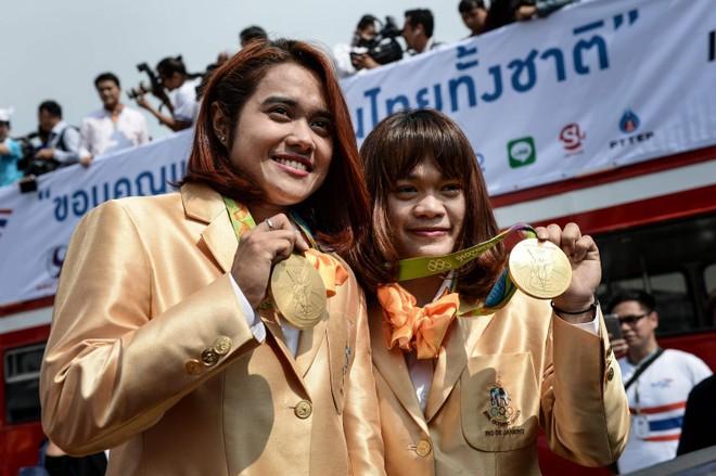 Hoàng Xuân Vinh và những 'cựu vương' Đông Nam Á ở Olympic Tokyo ảnh 4