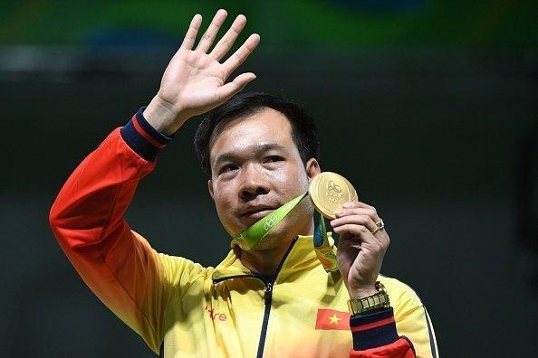 Hoàng Xuân Vinh và những 'cựu vương' Đông Nam Á ở Olympic Tokyo ảnh 1