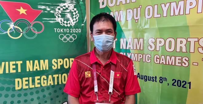 Không có huy chương Olympic Tokyo, Trưởng đoàn Việt Nam nói gì? ảnh 1