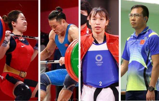 Không có huy chương Olympic Tokyo, Trưởng đoàn Việt Nam nói gì? ảnh 2