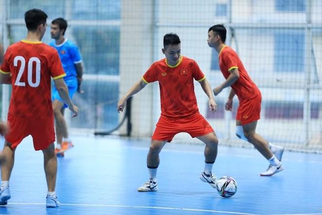 Tuyển Việt Nam du đấu Tây Ban Nha, mục tiêu vào vòng 1/8 World Cup futsal ảnh 1