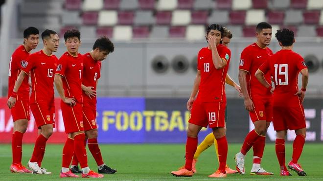 ĐT Trung Quốc bị chỉ trích sau trận thua đậm Australia ảnh 1
