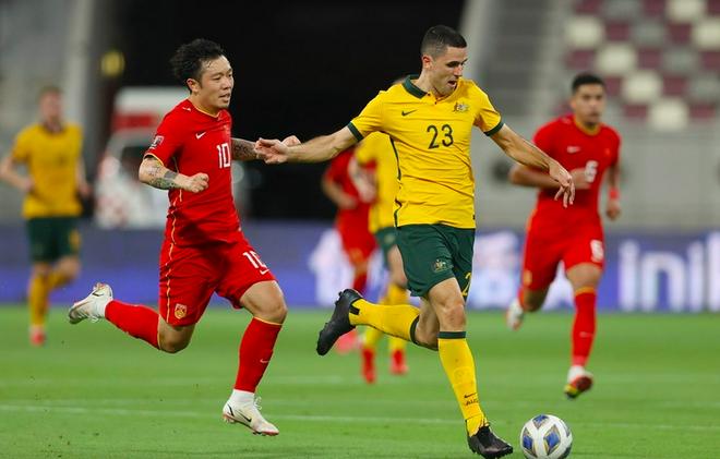 ĐT Trung Quốc bị chỉ trích sau trận thua đậm Australia ảnh 2