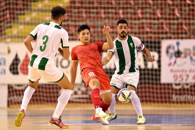 Tuyển Việt Nam sang Lithuania dự World Cup futsal 2021 ảnh 1
