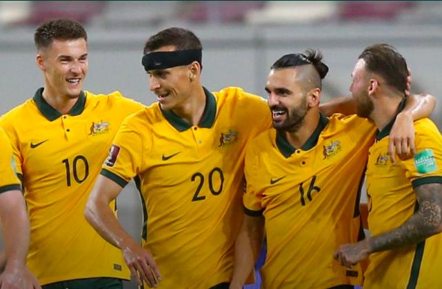 Cầu thủ Australia thích thú với 'vị khách không mời' tại Mỹ Đình ảnh 1