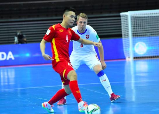 Đối thủ rất mạnh chờ futsal Việt Nam ở vòng 1/8 World Cup ảnh 1