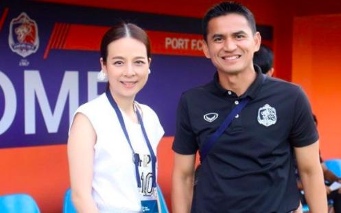 Kiatisak có thể dẫn dắt Thái Lan đấu tuyển Việt Nam ở AFF Cup 2020 ảnh 1