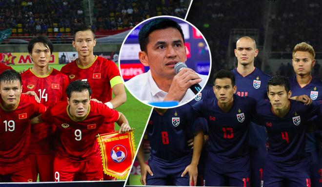 Kiatisak mong Việt Nam gặp Thái Lan ở chung kết AFF Cup 2020 ảnh 1