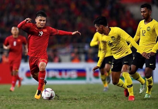 ĐT Việt Nam chung bảng với Malaysia, Indonesia ở AFF Cup 2020 ảnh 1