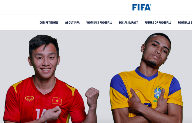 FIFA ngợi khen Nguyễn Văn Hiếu của futsal Việt Nam ảnh 1