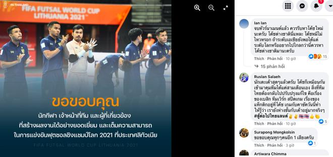 """CĐV Thái Lan: """"Coi chừng futsal Việt Nam đuổi kịp chúng ta"""" ảnh 2"""
