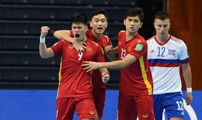 Futsal Việt Nam vào top 6 châu Á ảnh 1