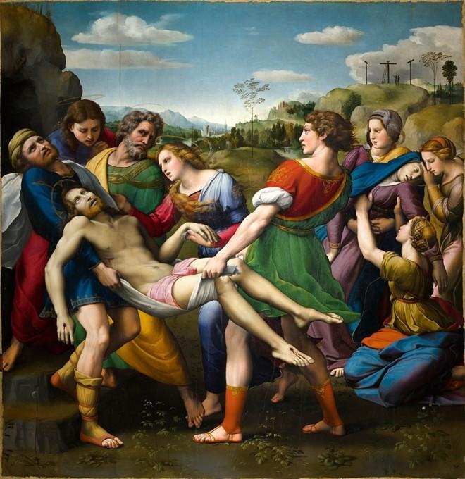 """Hà Nội là điểm đến đầu tiên trên thế giới của triển lãm """"số"""" về họa sĩ Raphael ảnh 1"""