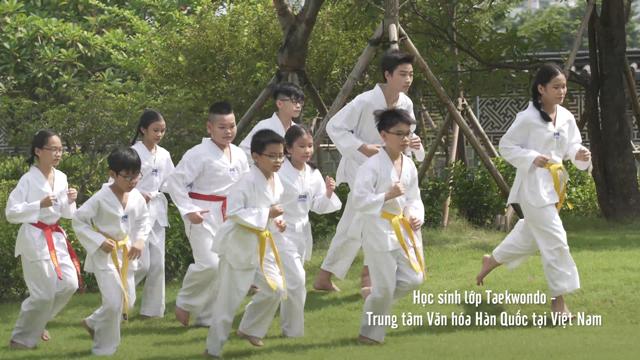 Sản xuất clip Taekwonmu vui nhộn lan tỏa tinh thần chống dịch Covid-19 ảnh 1