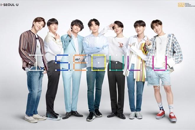 Nhóm BTS phát hành video quảng bá du lịch Seoul năm 2020 ảnh 1