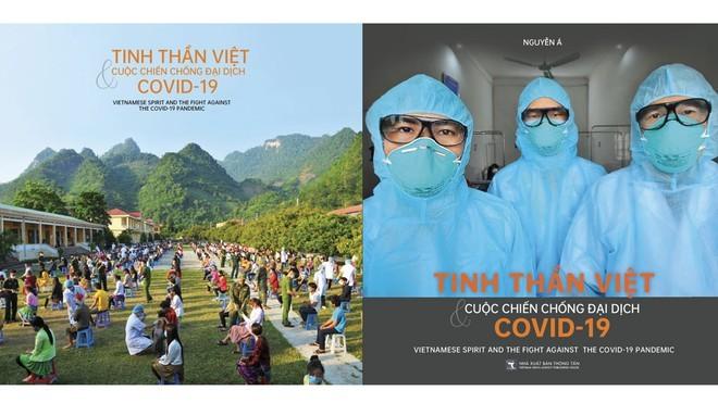 Nhiếp ảnh gia Nguyễn Á ra mắt tuyển tập ảnh về tinh thần Việt trong cuộc chiến chống Covid-19 ảnh 1