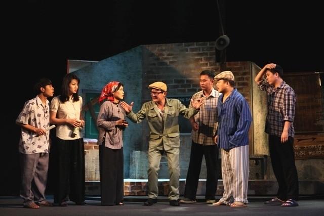 """Biểu diễn loạt tác phẩm """"ăn khách"""" của nhà viết kịch Lưu Quang Vũ ảnh 1"""