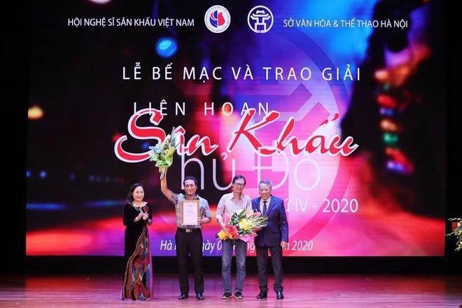 Liên hoan Sân khấu Thủ đô 2020: Vắng bóng các vở diễn hay về cuộc sống đương thời ảnh 2
