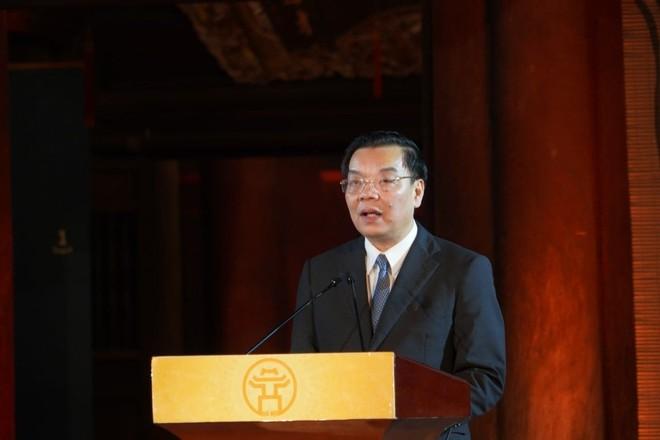 Hà Nội tổ chức trọng thể Lễ kỷ niệm 650 năm ngày mất Danh nhân Chu Văn An ảnh 1