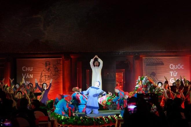 Hà Nội tổ chức trọng thể Lễ kỷ niệm 650 năm ngày mất Danh nhân Chu Văn An ảnh 2
