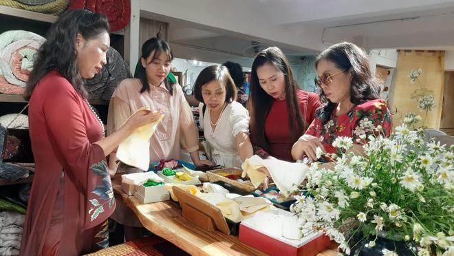"""Hành trình khôi phục làng nghề dệt đũi Nam Cao trước nguy cơ """"xóa sổ"""" ảnh 2"""