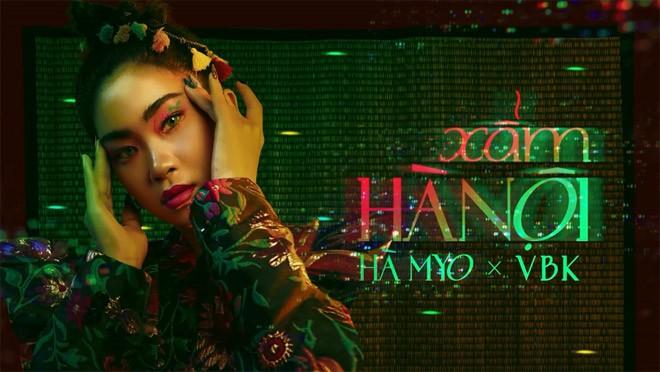 """MV """"Xẩm Hà Nội"""" của Hà Myo: Khi Xẩm kết hợp cùng Rap và EDM ảnh 2"""