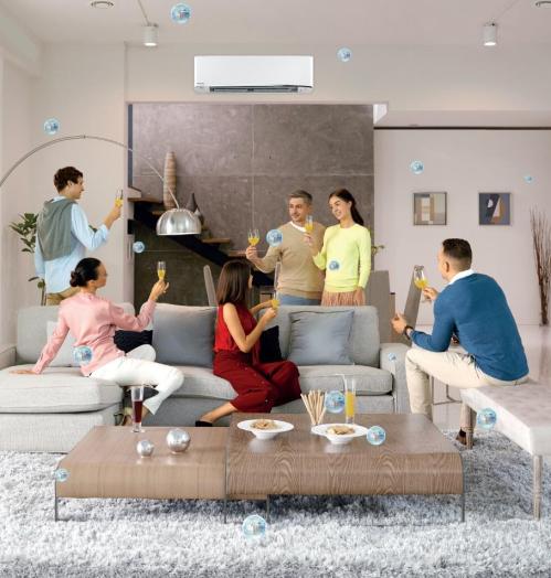 Giải pháp nâng cao chất lượng không khí trong nhà ở ảnh 2