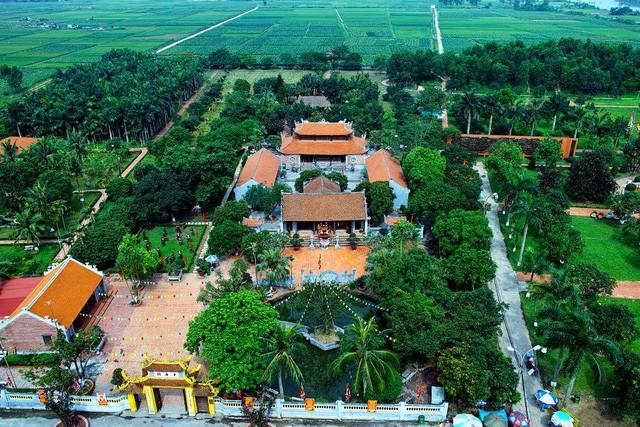 Quy hoạch tu bổ Di tích quốc gia đặc biệt đền thờ Nguyễn Bỉnh Khiêm ảnh 1