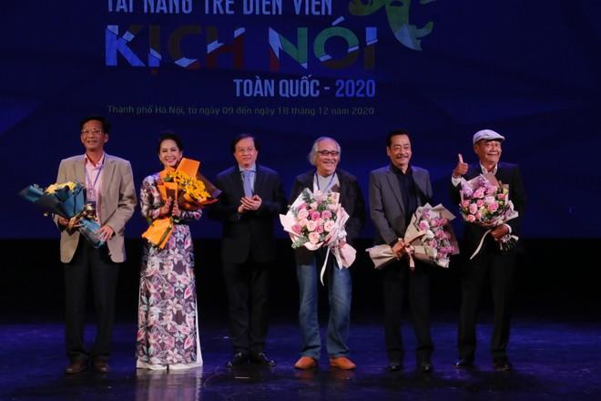 Cuộc thi Tài năng trẻ diễn viên Kịch nói toàn quốc 2020 chính thức khai màn tại Hà Nội ảnh 2