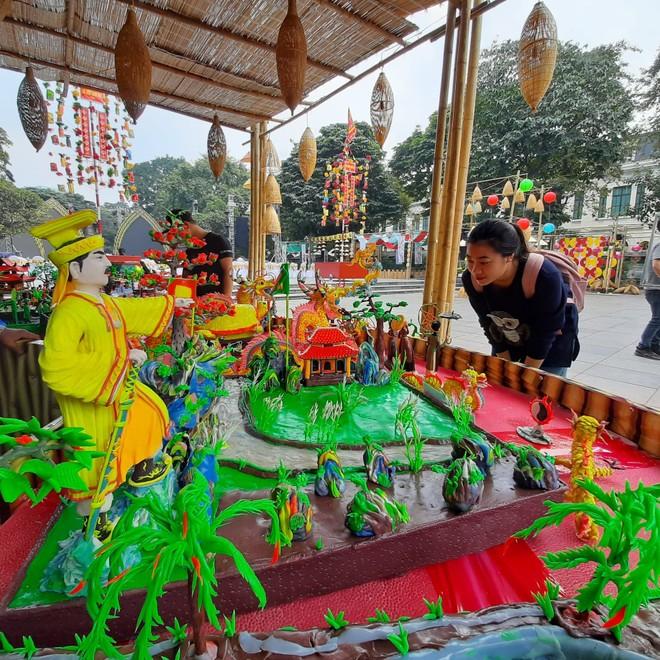 Lễ hội văn hóa dân gian Hà Nội: Nhen lên tình yêu với truyền thống dân tộc ảnh 1