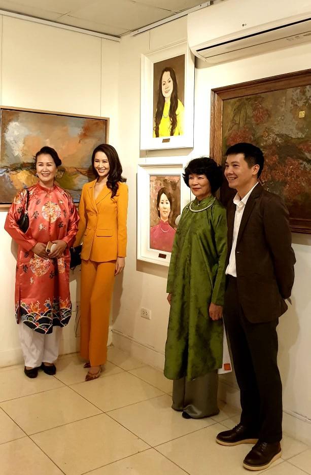 Chân dung đẹp về những người phụ nữ Việt Nam ảnh 1