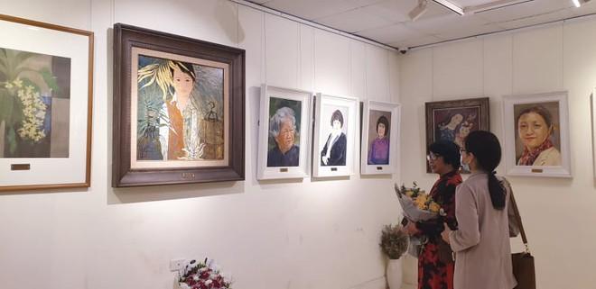 Chân dung đẹp về những người phụ nữ Việt Nam ảnh 2