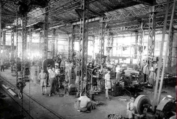 Chuyển đổi các nhà máy cũ thành không gian sáng tạo cho Hà Nội ảnh 1