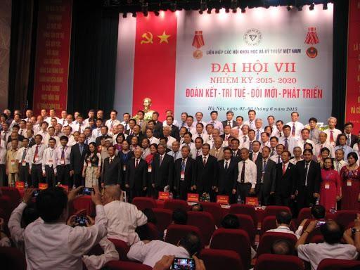 Gần 1.000 đại biểu dự Đại hội toàn quốc Liên hiệp các hội Khoa học và Kỹ thuật Việt Nam ảnh 1