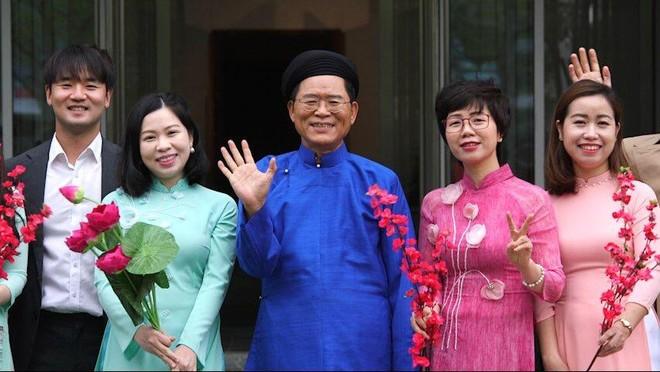 """Đại sứ Hàn Quốc lan tỏa niềm tin và hy vọng qua video ca nhạc """"Khúc xuân"""" ảnh 1"""
