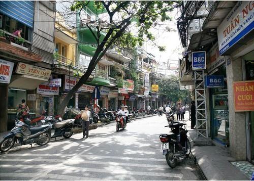 Mở rộng không gian đi bộ khu phố cổ Hà Nội ảnh 1