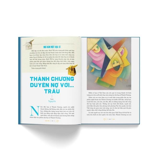 """""""Sách Tết Tân Sửu 2021"""" - Không gian nghệ thuật Việt trong một ấn phẩm xuân ảnh 2"""
