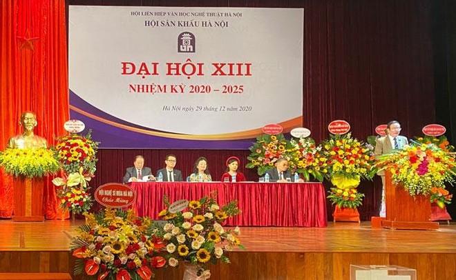 Nghệ sĩ nhân dân Nguyễn Hoàng Tuấn giữ chức Chủ tịch Hội Sân khấu Hà Nội ảnh 2