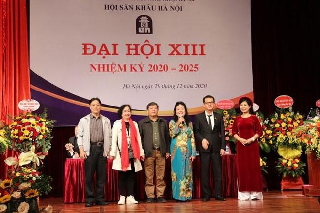 Nghệ sĩ nhân dân Nguyễn Hoàng Tuấn giữ chức Chủ tịch Hội Sân khấu Hà Nội ảnh 1
