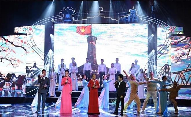 Hà Nội tổ chức nhiều hoạt động đón tết Dương lịch 2021 ảnh 1